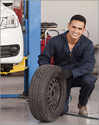 Jackson Auto Parts and Machine: Oklahoma City Tire Shop - Tire Selection